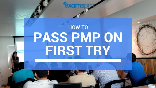 How to Pass PMP on Your First Try