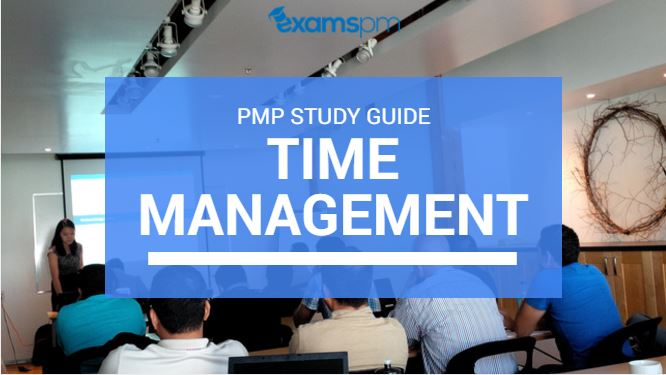 time management pmp study guide