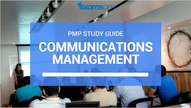 communications management pmp study guide