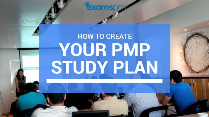 How To Create Your Own Pmp Study Plan